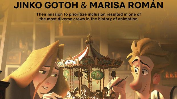 Producers Jinko Gotoh and Marisa Román Talk 'Klaus' Crew Diversity