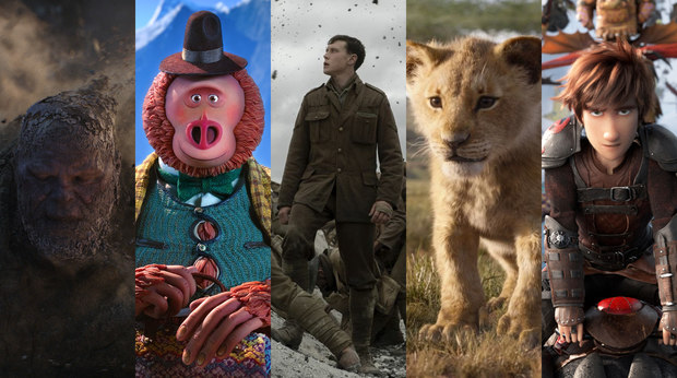 Autodesk Congratulates the 2020 VFX and Animated Feature Oscar Nominees
