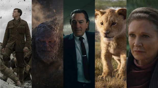 On the Road to the 92nd Oscars: The Visual Effects Nominees