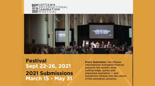 Last Call for Ottawa International Animation Festival Submissions