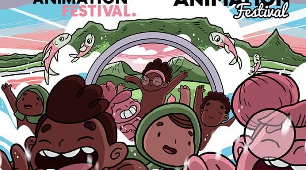 Cape Town International Animation Festival & Cardiff Animation Festival Online Collaboration.