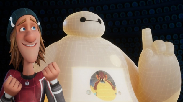 Watch 2 New 'Baymax Dreams' Shorts Made with Unity Real-Time Game Engine Tools