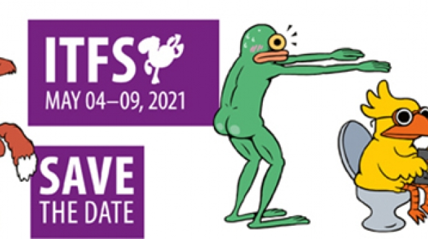 INTERNATIONAL TRICKFILM FESTIVAL (ITFS) ONLINE and FMX ONLINE 4-9 May 2021, Stuttgart, Germany