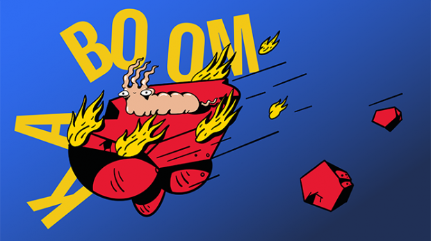KABOOM INTERNATIONAL ANIMATION FESTIVAL ONLINE from Amsterdam - 27 March - 3 April 2021