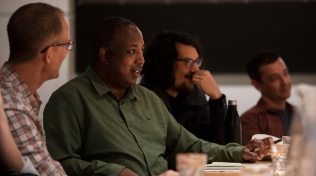 Listen: 'Soul' Co-Director Kemp Powers Talks Insights, Clarity, and Setbacks