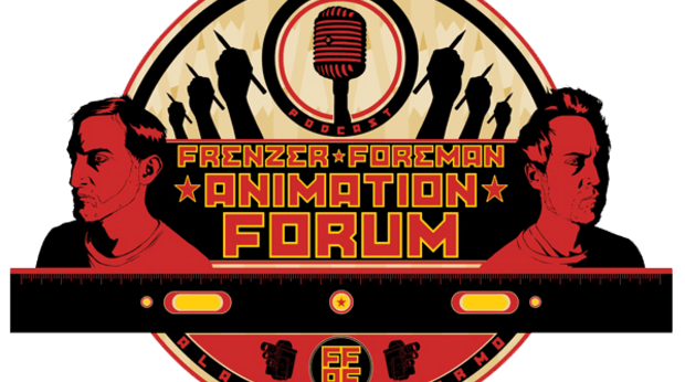 Frenzer Foreman Animation Forum (podcast) x 31