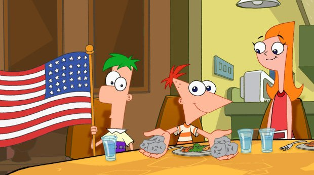 Dr. Toon: Steal and Steel – Phineas, Ferb and Marvel Unite