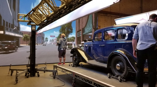 Territory Studio Transports 'Mank' Viewers to LA's Wilshire Blvd. in 1934