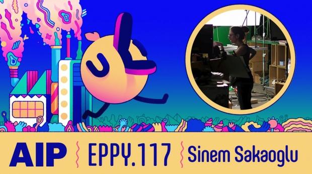 Podcast EP117: Stop-Motion Director Sinem Sakaoglu on Building a Career In Germany