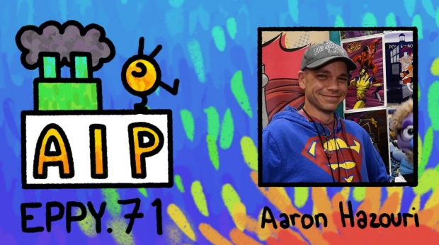 Animation Industry Podcast EP71: Aaron Hazouri's Harsh Reality of Pursuing Storyboard Artist Work In LA