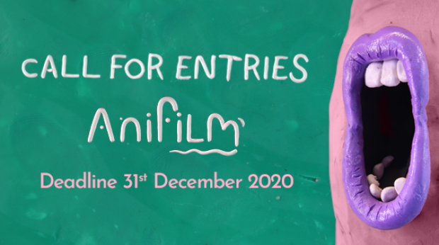 Submit your films to Call for entries to Anifilm 2021, 4 - 9 May 2021 - Liberec, Cz