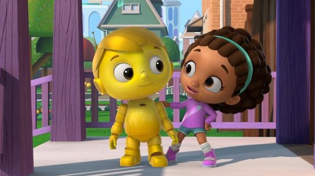 Apple TV+ Drops Trailer for 'Doug Unplugs' Preschool Animated Series