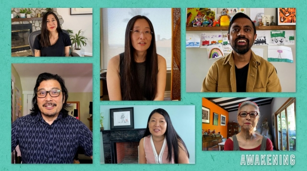 'Awakening' #StopAsianHate PSA Honors Asian Americans in Animation