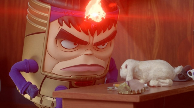Stop-Motion 'Marvel's M.O.D.O.K.' Comes to Hulu May 21