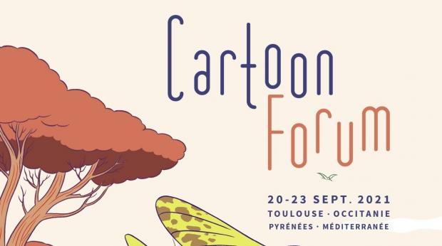 Cartoon Forum Announces 2021 Line-up