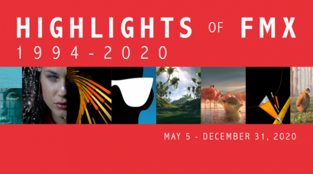 Online Highlights of FMX 1994-2020 Program Coming in May