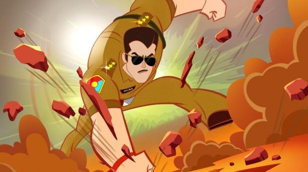 Disney+ Hotstar Acquires 'Dabangg' Animated Series
