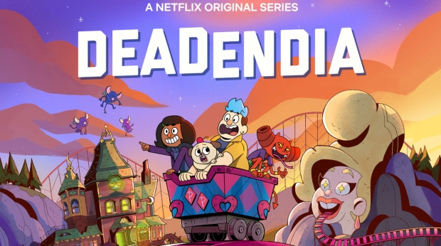 Netflix Greenlights 'DeadEndia' Animated Kids' Series
