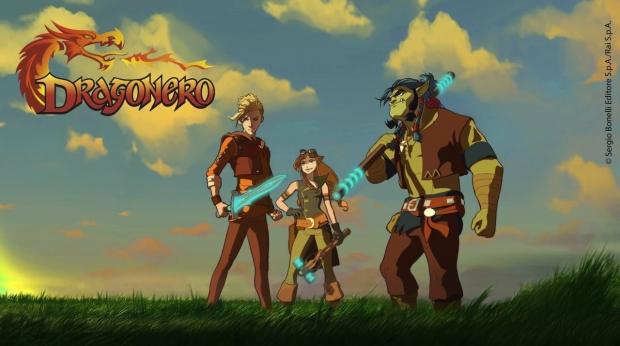 Rai Ragazzi Greenlights 'Dragonero' Animated Series
