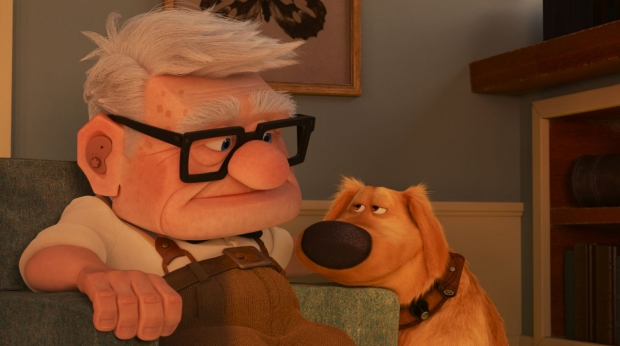 Carl and Dug Return: 'Up's Beloved Canine Gets His Own Miniseries