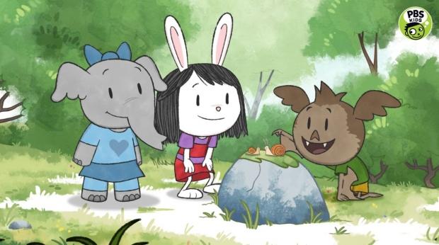 'Elinor Wonders Why' Premieres on PBS Kids September 7