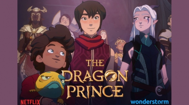 Netflix Picks Up Four More Seasons of 'The Dragon Prince'