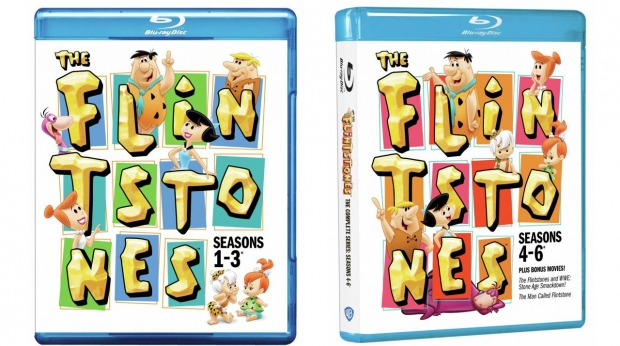'The Flintstones: The Complete Series' Comes to Blu-ray and Digital HD in October