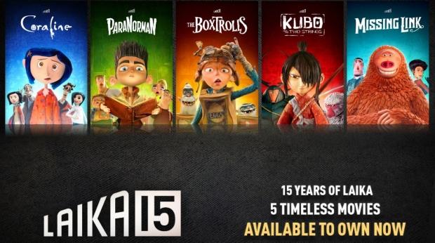 LAIKA Animation Celebrates 15 Years of Stop-Motion Animation