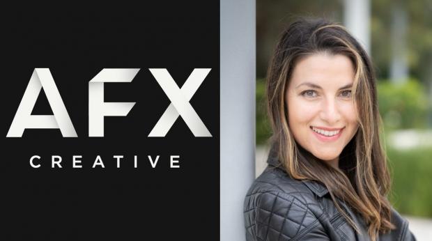 AFX Creative Adds Nicole Fina as Executive Producer