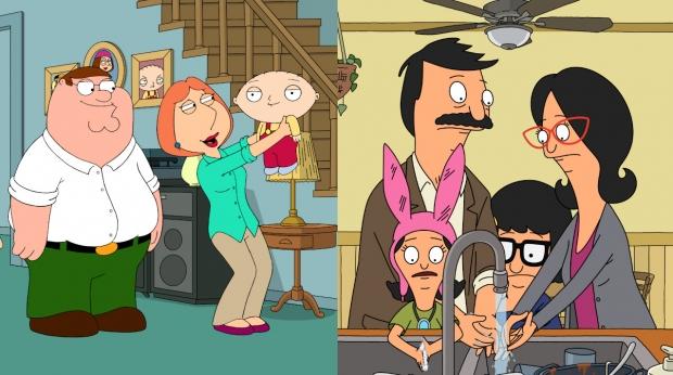 'Bob's Burgers' and 'Family Guy' Score 2-Season Renewals