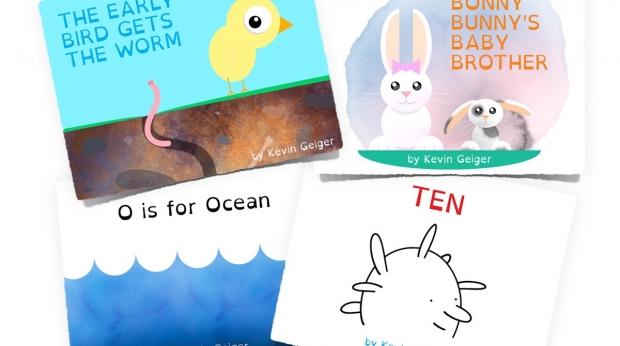 E-books, Free Books, 1-2-3 (4) Books