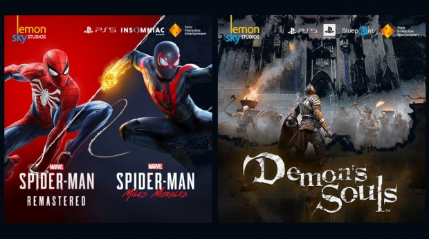 Now on PS5: 'Demon's Souls,' 'Spider-Man Morales' and 'Marvel's Spider-Man Remastered'