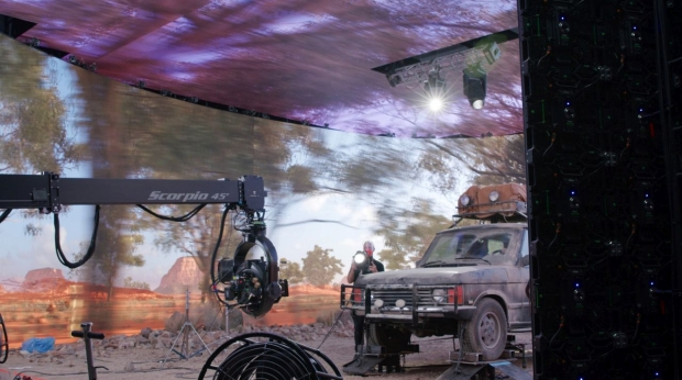 Taking Unreal Engine's In-Camera VFX Toolset for a Spin