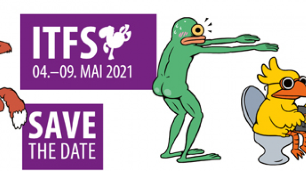 Submission Deadline: January 18, 2021 fo AniMovie - International Feature-Length Film Competition at the 28th Stuttgart International Festival of Animated Film