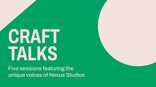 Nexus Studios Craft Talks Set for October 18-22