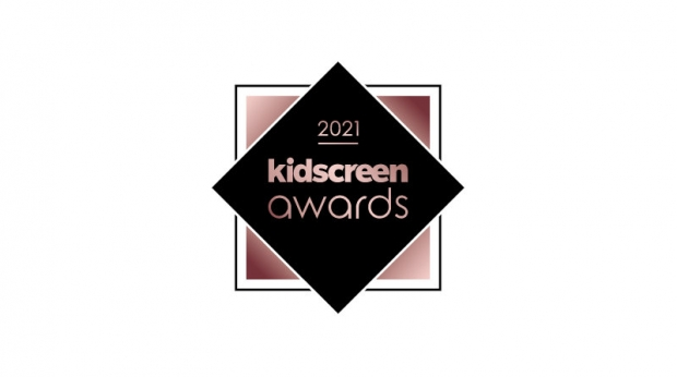 2021 Kidscreen Award Winners Announced