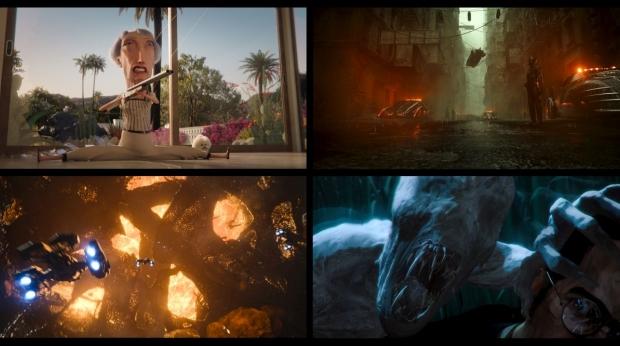 Re-VIEW: Love, Death, Robots + Revelation
