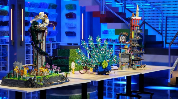 Binge Some Stop-Motion Brick Building with 'LEGO Masters'