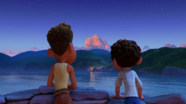 Dialing In the Stylized Italian Riviera Waters of Pixar's 'Luca'