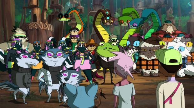 DreamWorks Drops 'Kipo and the Age of Wonderbeasts' Season 3 Trailer