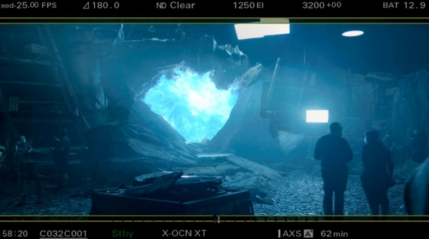 NVIZ Shows its Virtual Side in 'The Irregulars' Previs and VFX