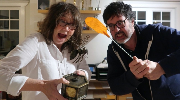 Alison Snowden and Dave Fine Honored at the Manchester Animation Festival