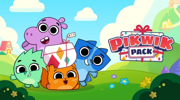 Guru Studio's 'Pikwik Pack' Hits Disney Junior and DisneyNOW November 7