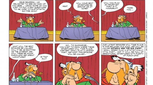 Netflix and Alain Chabat Teaming on CG 'Asterix' Series