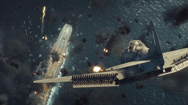 WATCH: Pixomondo Previs and VFX Breakdown Reels From 'Midway'