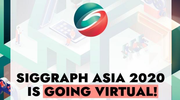 SIGGRAPH Asia 2020 Goes Virtual