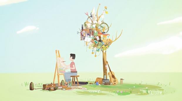 Erick Oh and Baobab Studios' 'Namoo' to Premiere at Tribeca Film Festival