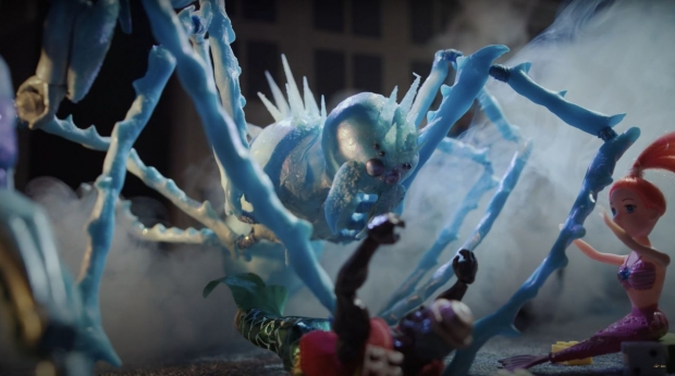 Run the Jewels Gets Plastic in 'Walking in the Snow' Music Video