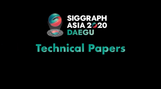 Submit Your Technical Papers to SIGGRAPH Asia 2020 by May 21