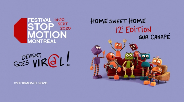 Online Festival Stop Motion Montreal Coming September 14-20